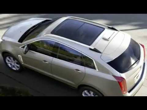Cadillac Srx Ultraview Sunroof Youtube
