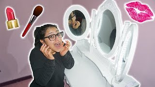 Surprising My Girlfriend With Her Dream Vanity!