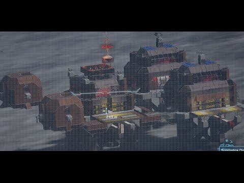 Space Engineers Сезон 2 Серия 9 Pirate defence Outpost