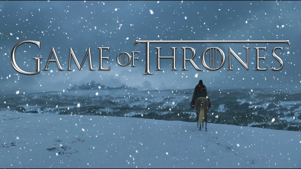 Download A Game of Thrones - Return to Winterfell | Music & Ambience 4K