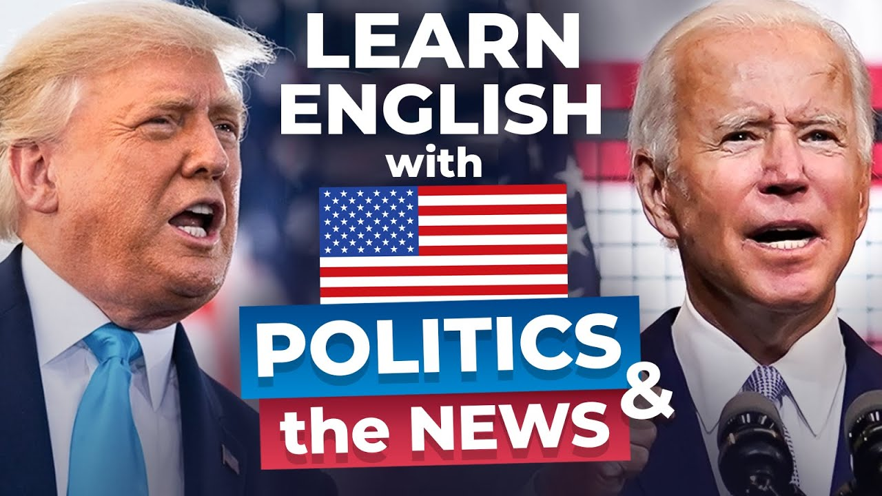 Learn English with Trump and Biden | The Presidential Debate