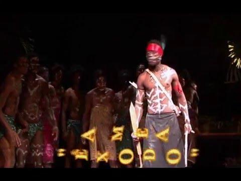 LAS ETNIAS DE GUINEA ECUATORIAL. the equatorial guinea ethnic groups