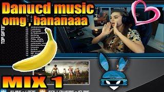 Danucd Music Mix 1  Omidziii , Bananaaaa  Best Of Danucd Music Compilation