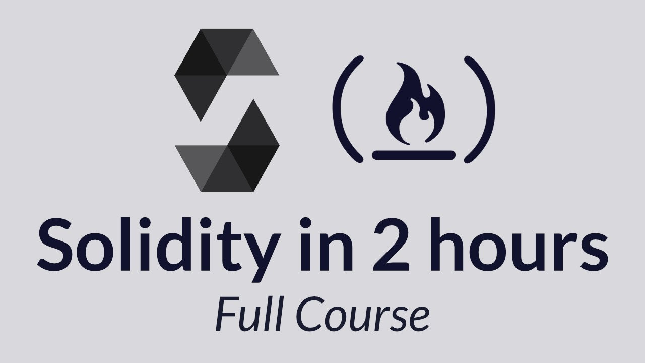 Solidity Tutorial - A Full Course on Ethereum, Blockchain Development, Smart Contracts, and the EVM