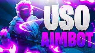 "I use the AIMBOT in the POP UP TORNEO ""absurd"" FORTNITE ITA"