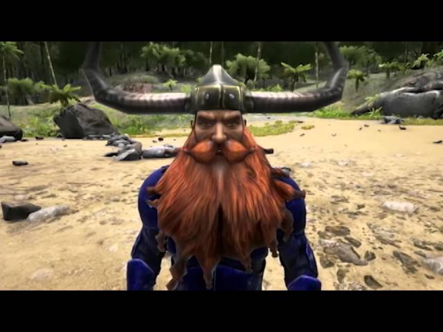 ARK: Survival Evolved Video 3