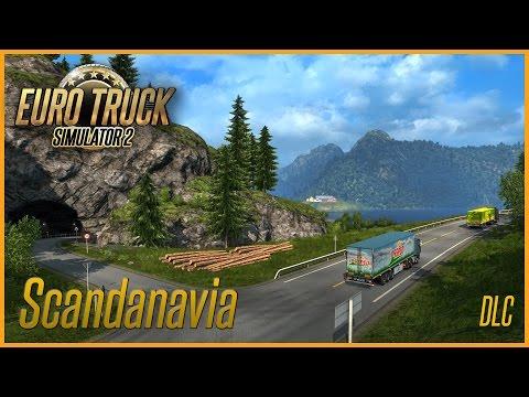 ETS2 - Scandinavia DLC - Review & Details Euro Truck Simulator 2