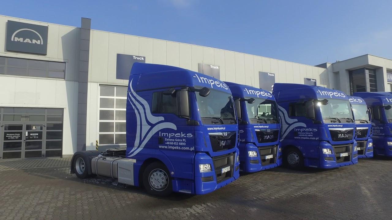Poważnie Strona główna firmy świadczącej usługi transportowe | Impeks XE69
