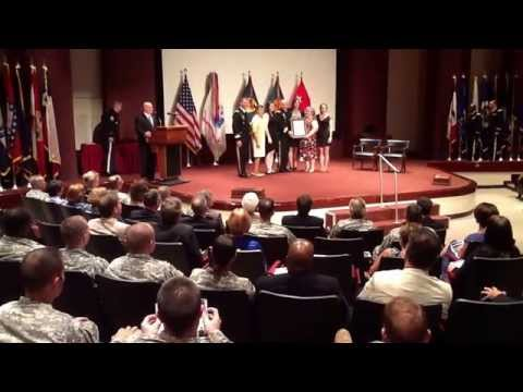 Promotion of Col. Michael D. Hoskin to Brigadier General