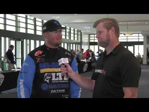 Catching up with Miles Burghoff at the FLW 2019 Cup