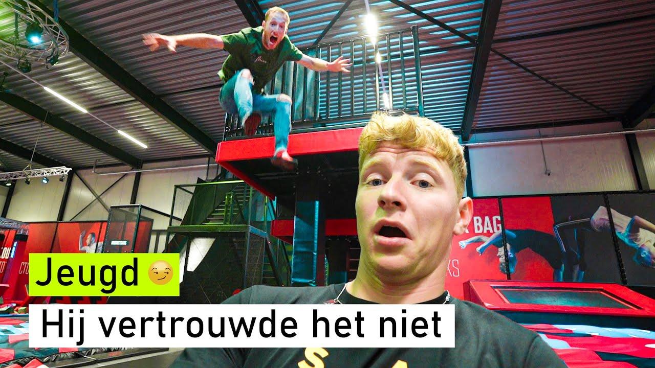 Download Timo (21) zag zijn leven voorbij flitsen.