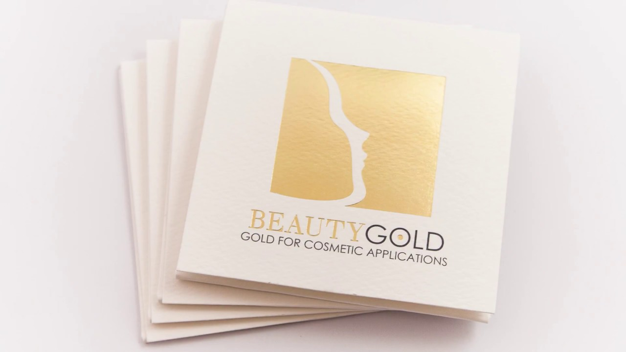 Giusto Manetti Battiloro Gold Leaf Manufacturers cosmetic gold and gold cosmetics for luxury make-up