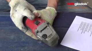 Cara memilih mesin gerinda tangan