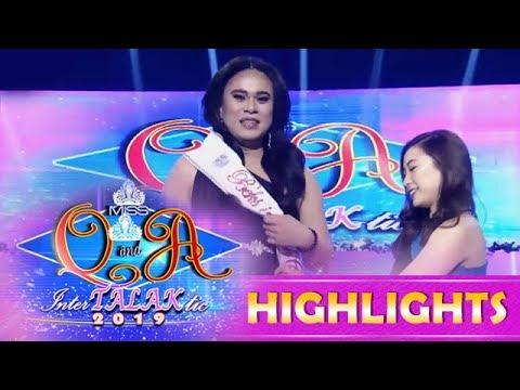 It's Showtime Miss Q & A: Maria Paulita Sanchez wins the Best in ChukChak award