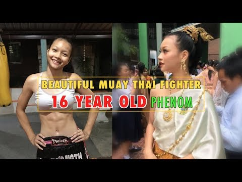 Beautiful Fighter: 16 Year Old Muay Thai Phenom | Super Girl from YouTube · Duration:  5 minutes 51 seconds