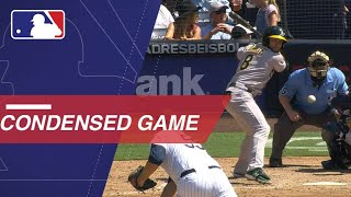 Condensed Game: OAK@SD - 6/20/18