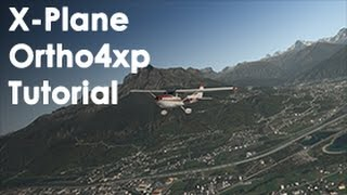 X-Plane | Ortho4xp Tutorial | Photorealistic scenery freeware