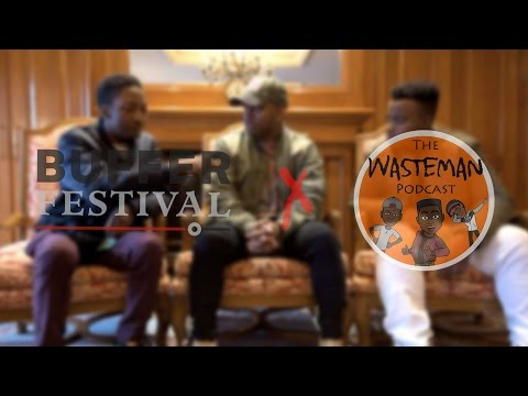 Buffer Festival: sWooZie // The Wasteman Podcast