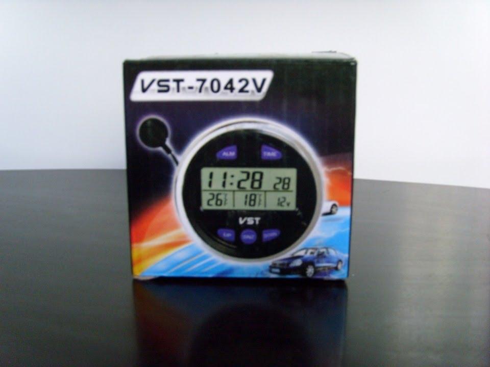 Часы VST 730-2 зеленый (1048) - 3D-обзор от Elmir.ua - YouTube