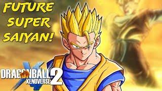 How To Unlock Future Super Saiyan Skill For CaCs In Dragon Ball Xenoverse 2