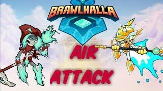 Brawlhalla Heavy Attack In Air - Татаж авах