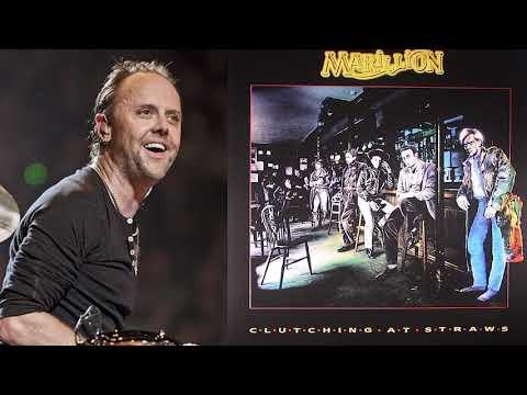 Lars Ulrich loves Marillion!