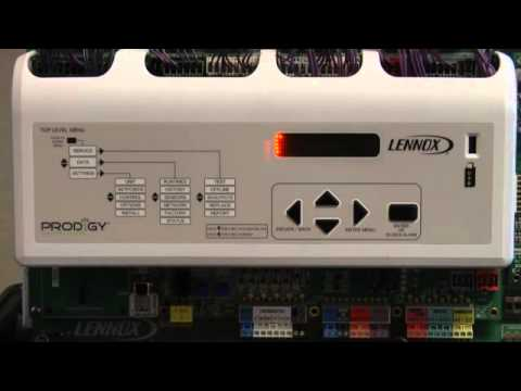 hqdefault setting up the prodigy� controller for bacnet operation youtube  at bakdesigns.co