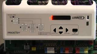 Setting up the Prodigy® Controller for BACnet Operation