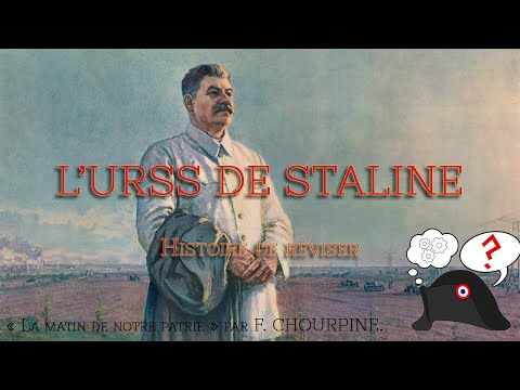Brevet - L'URSS de Staline