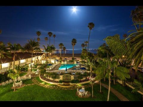 Harbor View Inn - Santa Barbara, California - YouTube