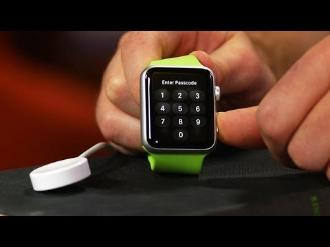 CNET How To - Easily bypass a forgotten Apple Watch passcode