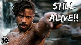 Top 10 Black Panther 2 Fan Theories