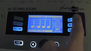 Play Electric - Tutorial 5: Vocal Effect...