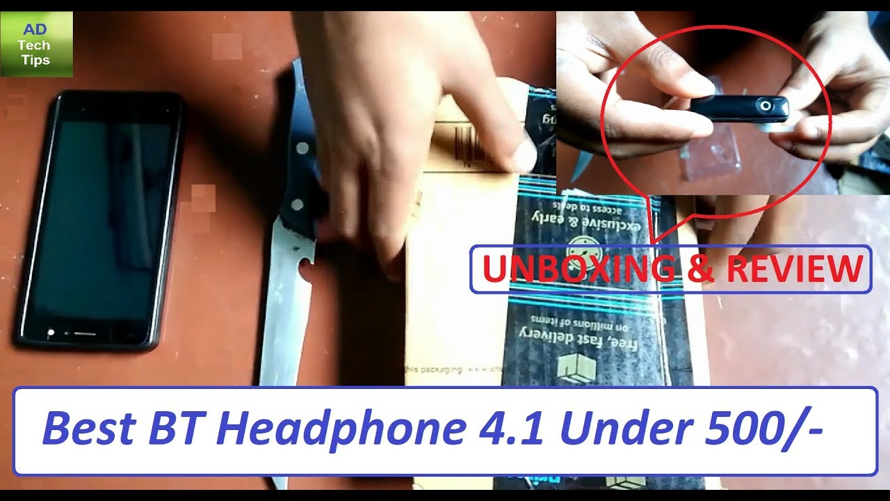 Unboxing Review Best Bluetooth Headphone Under 500 Lambent Bluetooth 4 1 Youtube