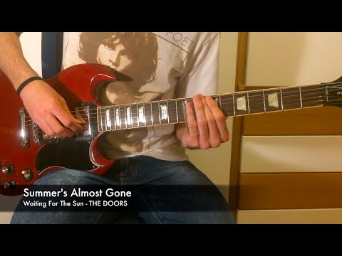 Summer's Almost Gone - Guitar Tutorial