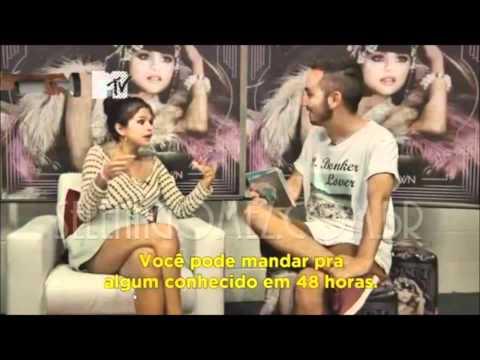 MTV Brasil entrevista Selena Gomez