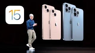 iPhone 13 y iPhone 13 Pro, Presentación OFICIAL