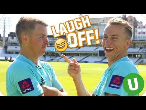 The Surrey Cricket Laugh Off