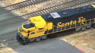 Railfanning The San Diego Model Railroad Museum 12/5/15!!!