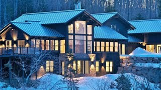 Rugged House | Mont-Tremblant, Quebec, Canada