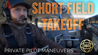How to fly in 360 & VR: Short Field Takeoff