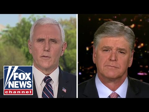 Pence Blasts WHO's Accountability In Exclusive 'Hannity' Interview