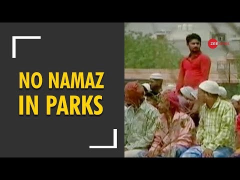 Deshhit: UP Police orders ban on offering prayers at public park