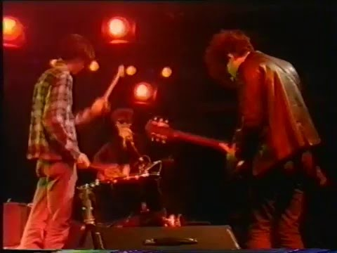 The Jesus And Marychain Inside Me Live The Whistle Test 12/03/85