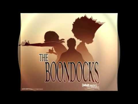 The Boondocks  - Homies over hoes