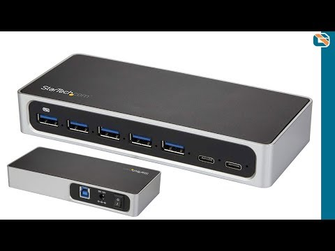 StarTech 7-Port USB-C and USB-A Hub Review