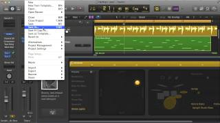 Logic Pro X New Features - Drummer and Drum Kit Designer