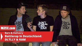 Battlerap in Deutschland: RAM & DLTLLY (Bars & Delivery #1)