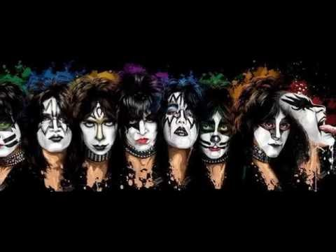 kiss band members - YouTube