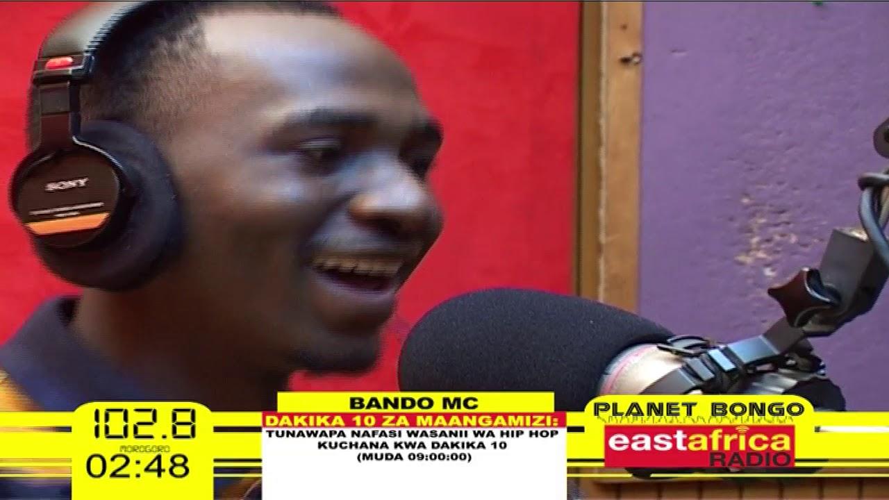 Download Dakika 10 Za Maangamizi - BANDO MC | Planet Bongo